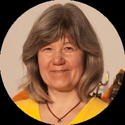 Annette Landau - Yogalehrerin in Göttingen